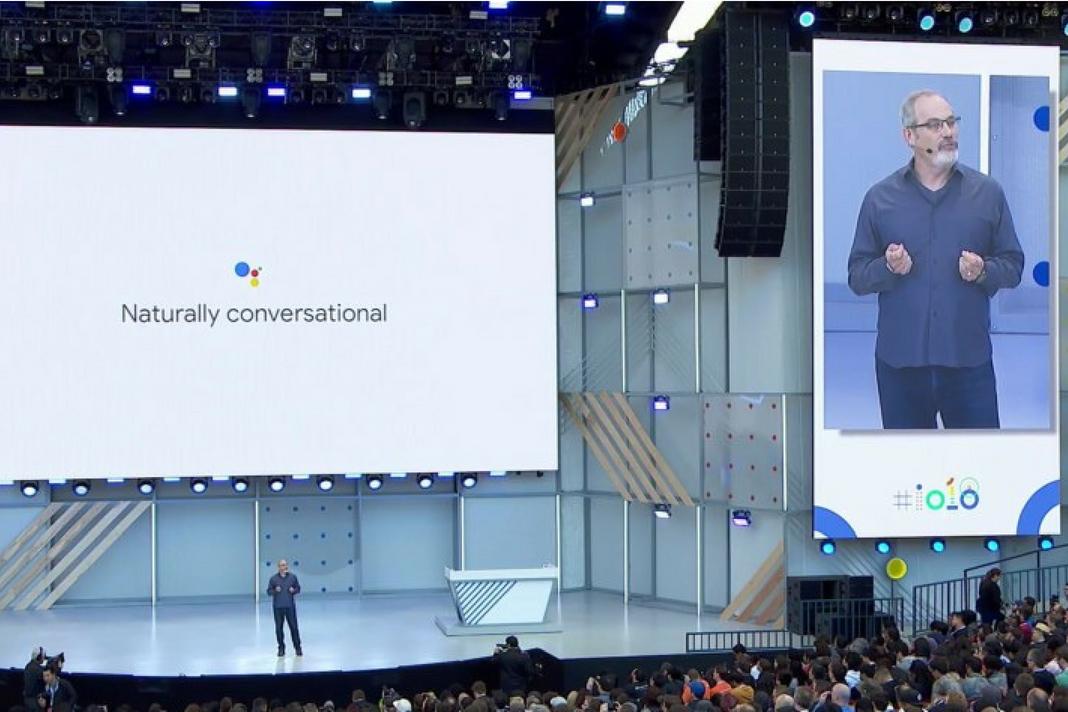 google assistant natural conversation