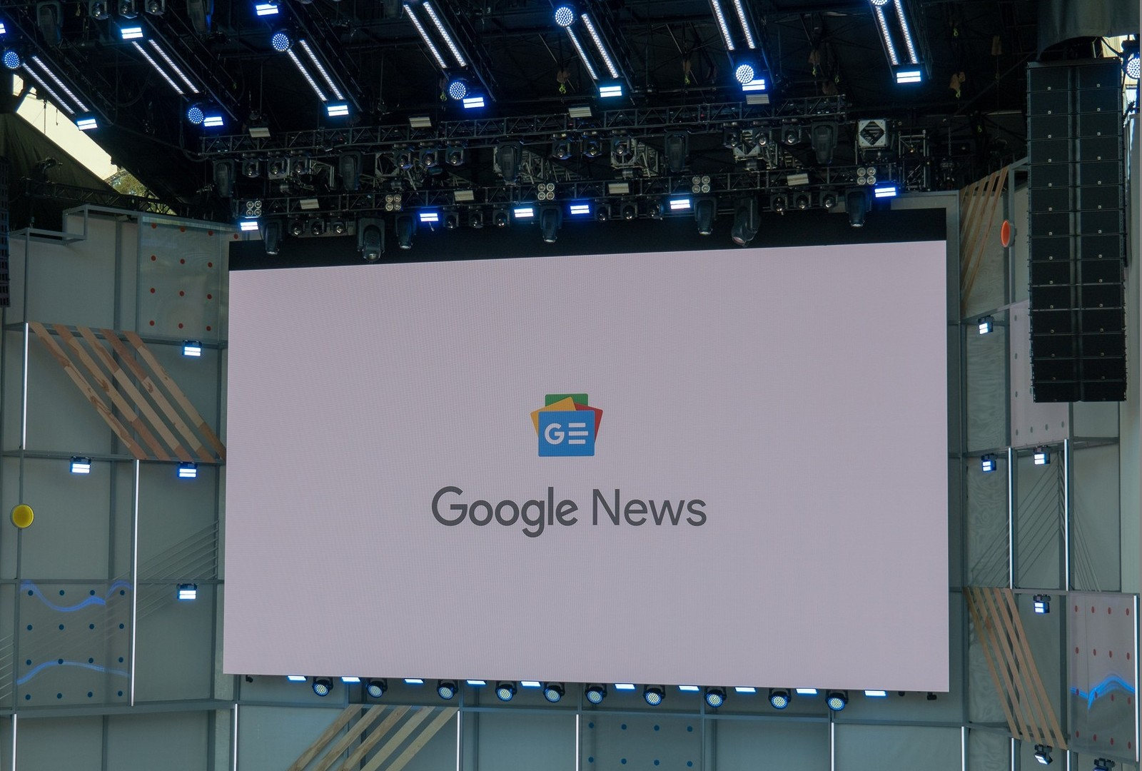 Google news banner image