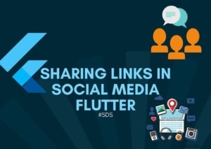 SHARE CONTENT WITH FLUTTER SHARE PLUGIN