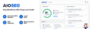 All in one SEO (AIOSEO) is one of the best WordPress plugins ever.
